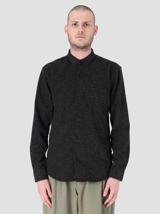 Kronstadt Johan Peel Shirt Black KRFH18-KS2565