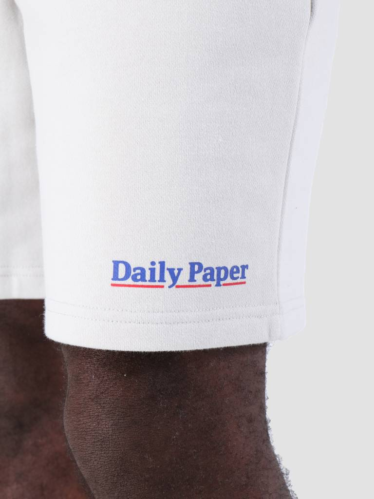 Daily Paper Daily Paper SS19 Essential Fleece Short Light Grey 19S1SH07-03