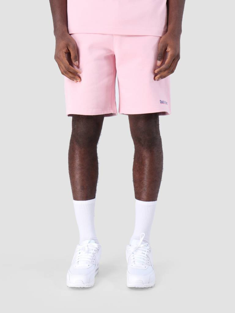 Daily Paper Daily Paper SS19 Essential Fleece Short Light Pink 19S1SH07-04
