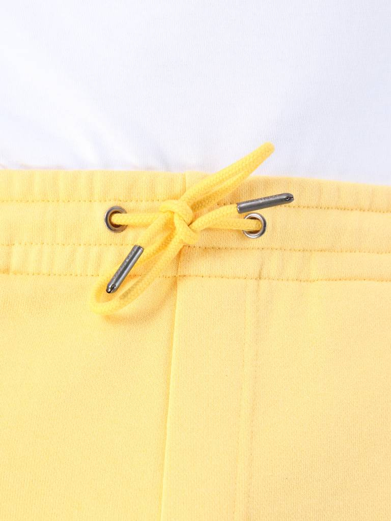 Daily Paper Daily Paper SS19 Essential Fleece Short Light Yellow 19S1SH07-05