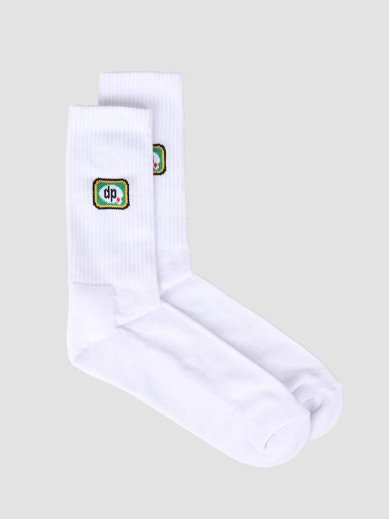 Daily Paper Frock Sock White 19S1AC06-01