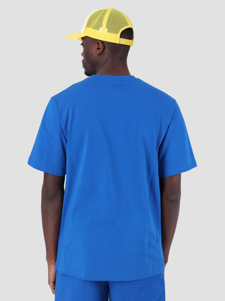 Daily Paper Daily Paper SS19 Essential T-Shirt Blue 19S1TS18-02