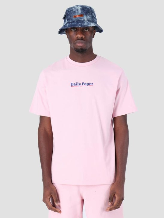 Daily Paper SS19 Essential T-Shirt Light Pink 19S1TS18-04