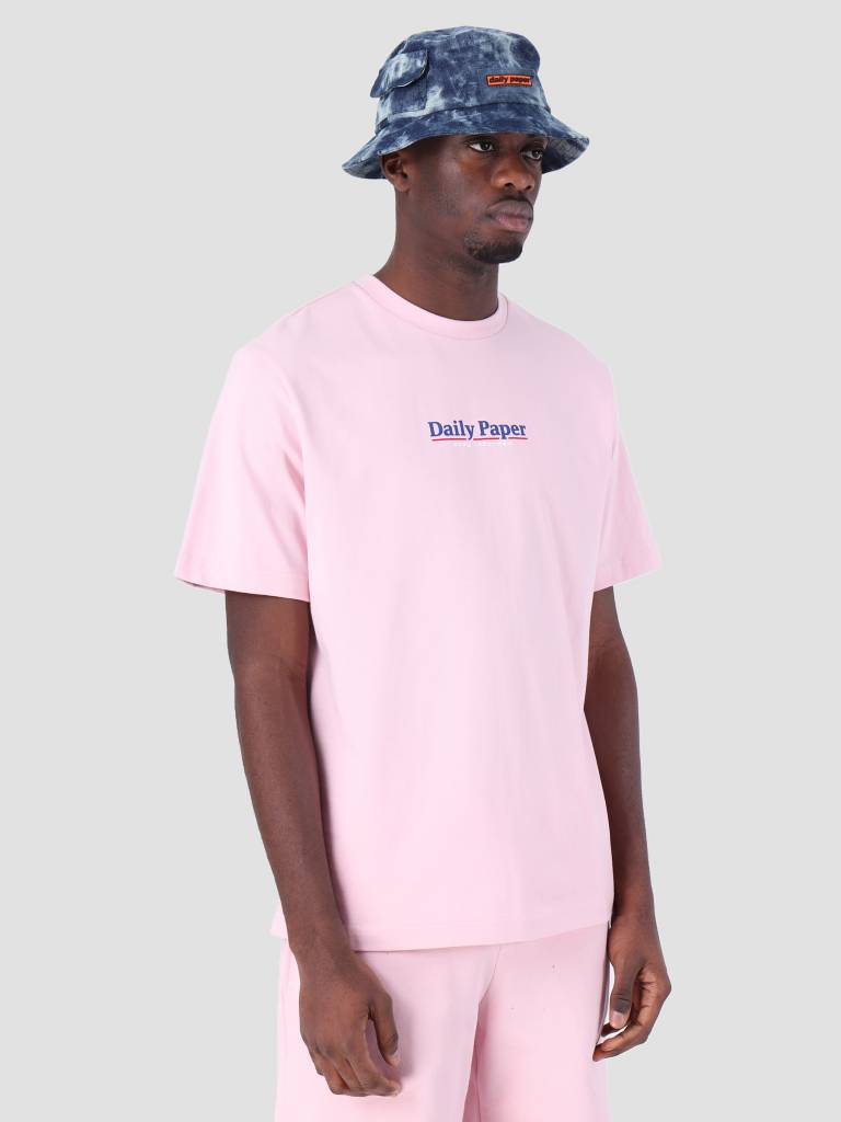 Daily Paper Daily Paper SS19 Essential T-Shirt Light Pink 19S1TS18-04