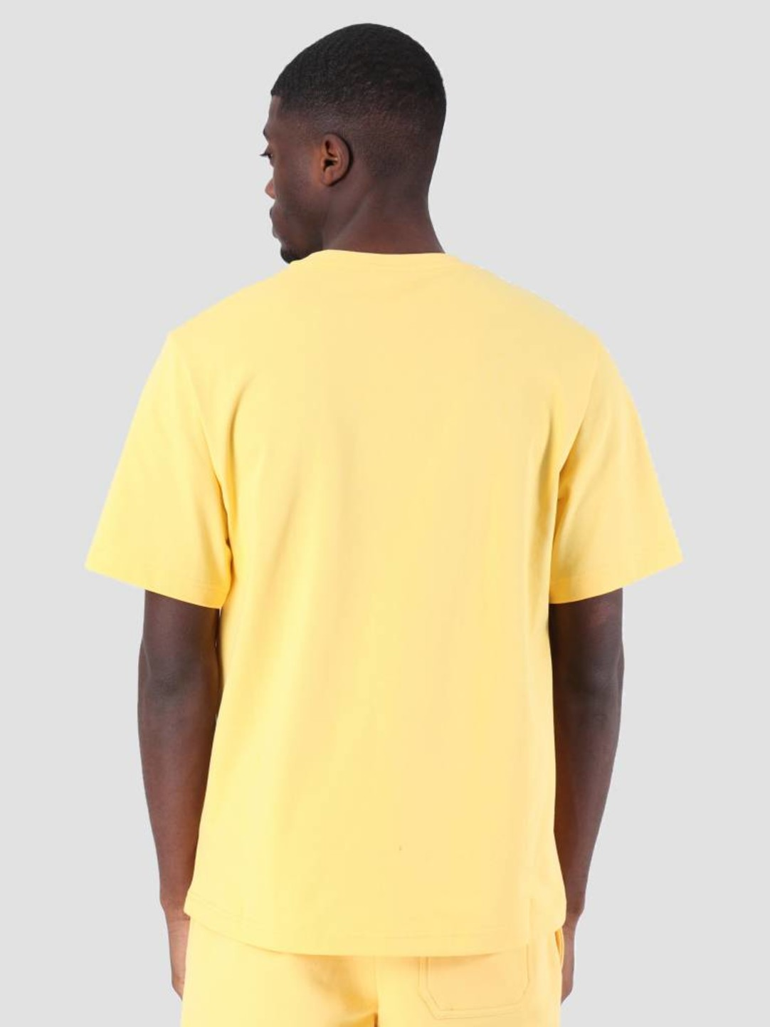 Daily Paper Daily Paper SS19 Essential T-Shirt Light Yellow 19S1TS18-05