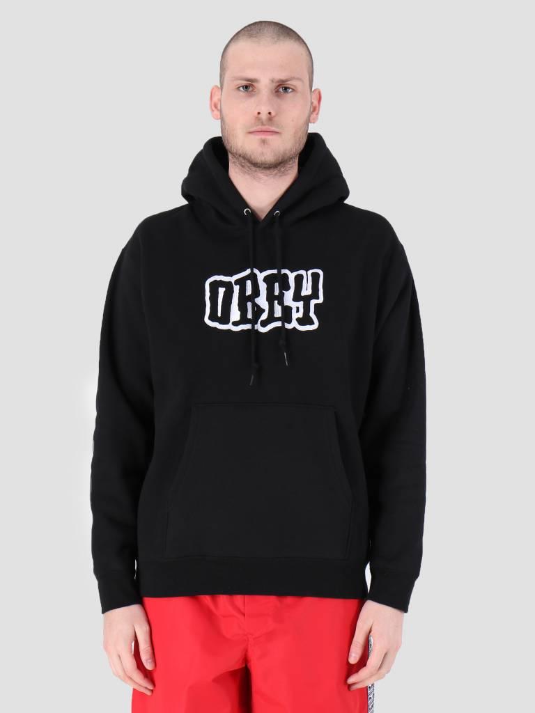 Obey Obey Daze Hood 112470057S-BLK