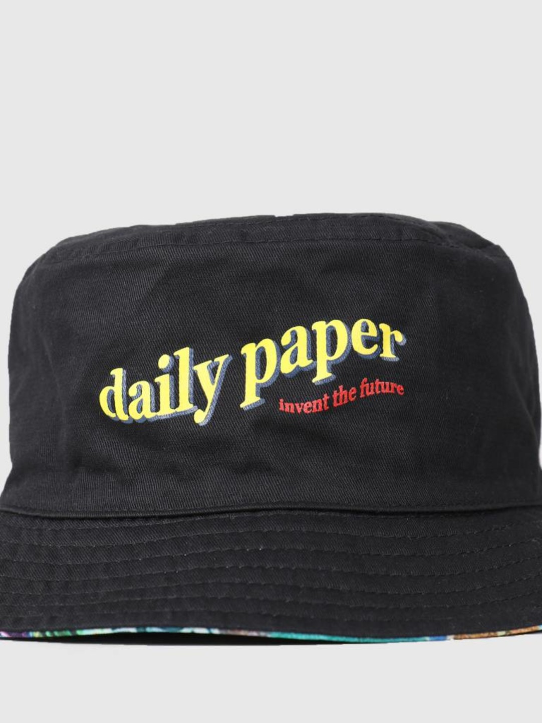 Daily Paper Daily Paper Fisher All Over Hawaii Black 19S1AC43-02
