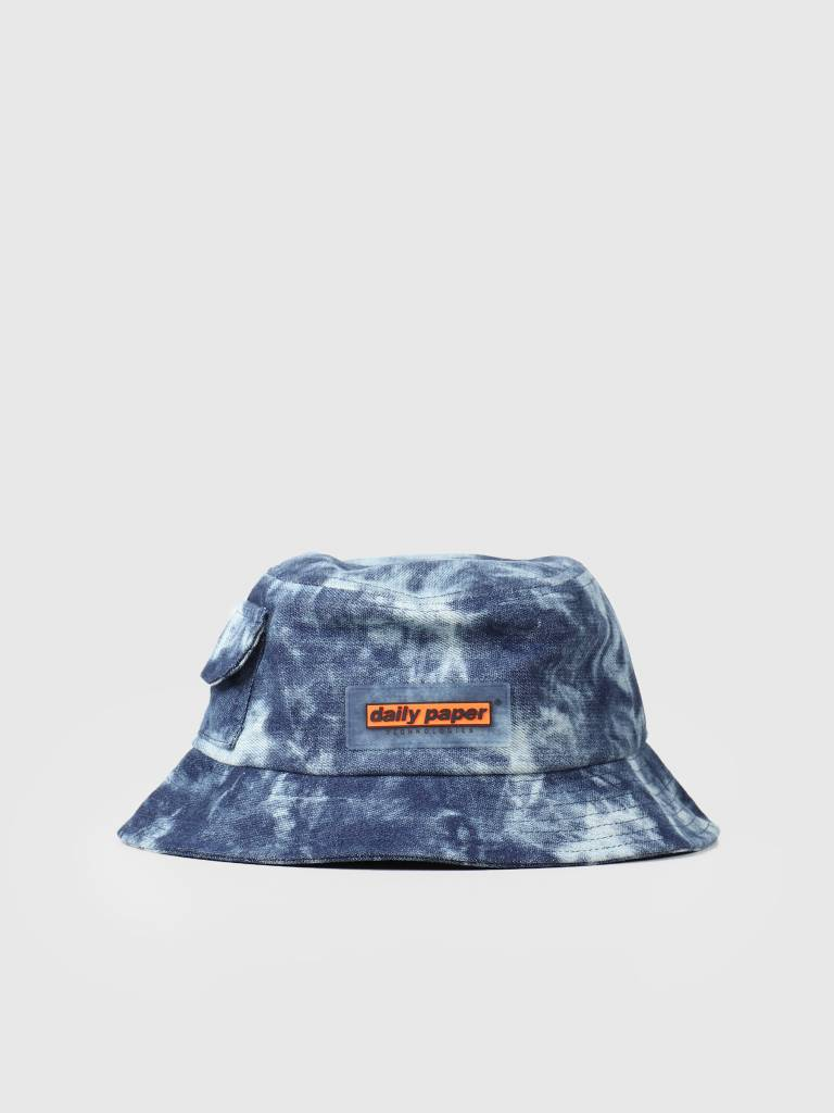 Daily Paper Daily Paper Fezup Blue Denim 19S1AC31-01
