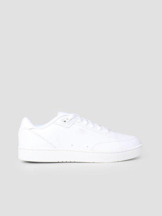 Nike Grandstand Ii White White-White Aa2190-102