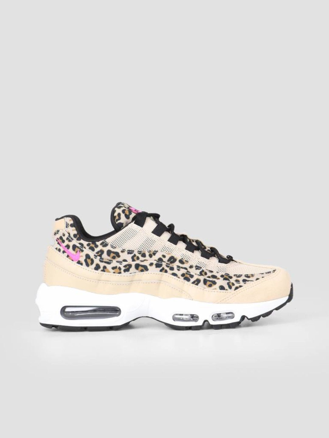 6657e38a Nike Nike Air Max 95 Prm Desert Ore Laser Fuchsia Black Wheat Cd0180-200