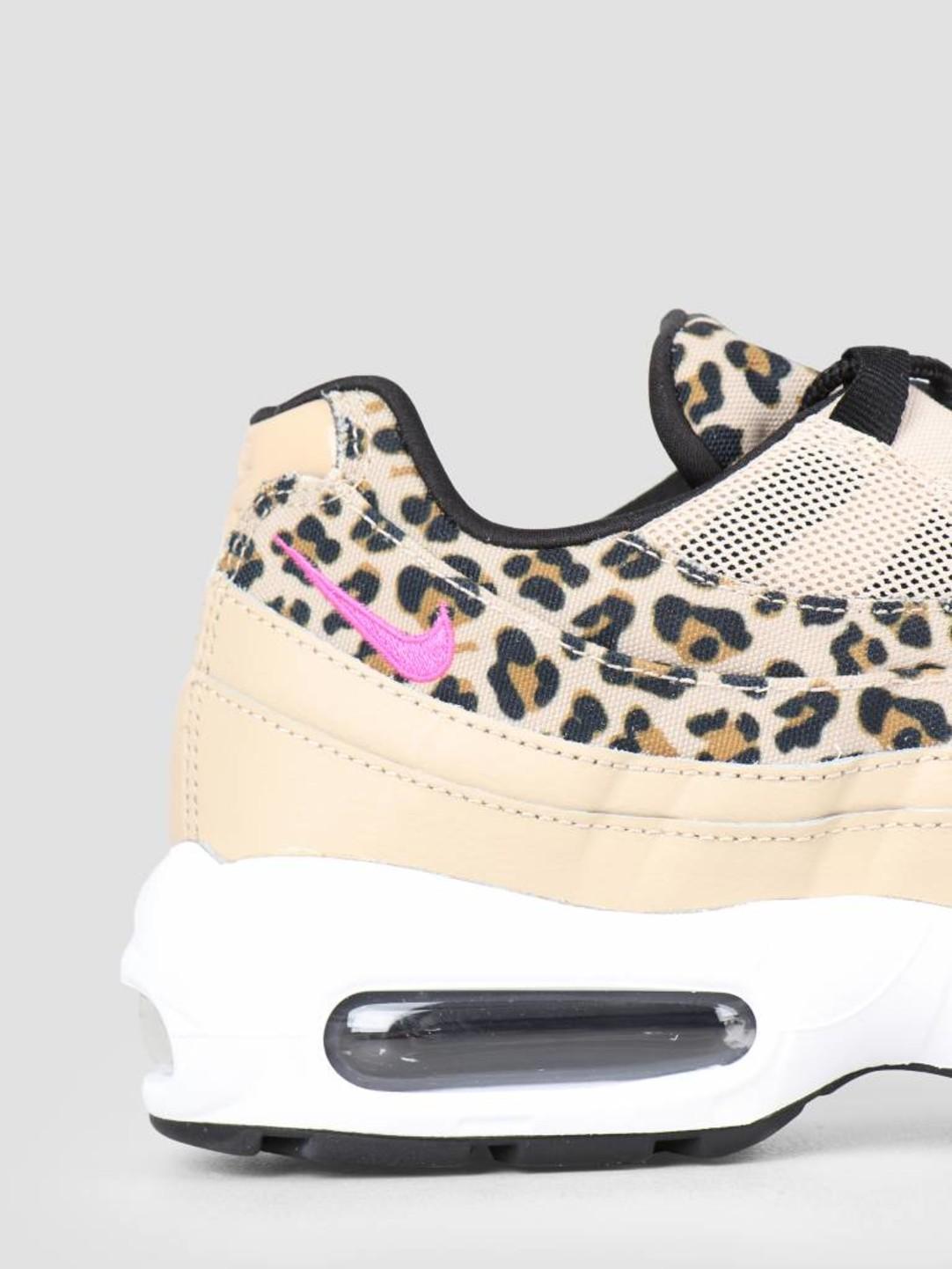 Nike Nike Air Max 95 Prm Desert Ore Laser Fuchsia Black Wheat Cd0180-200