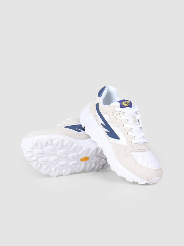 Hi-Tec Hi-Tec HTS Silver Shadow RGS Offwhite Royal Yellow K010002-033