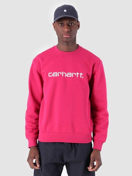 Carhartt WIP Carhartt WIP Sweat Tango White I027092