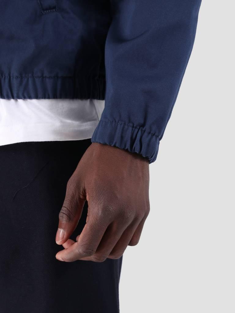 Carhartt WIP Carhartt WIP Madison Jacket Rinsed Blue Wax I026487