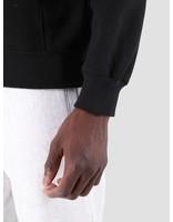 Carhartt WIP Carhartt WIP Hooded Carhartt WIP Sweat Black White I027093