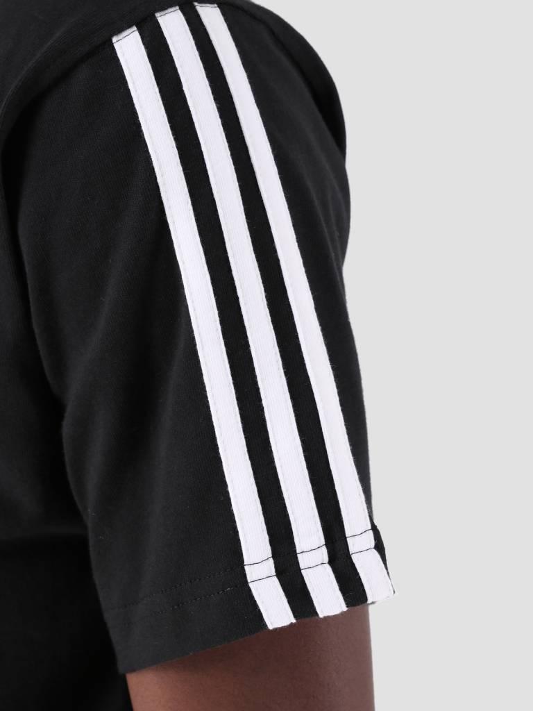 adidas adidas Floating T-Shirt Black White DV3262