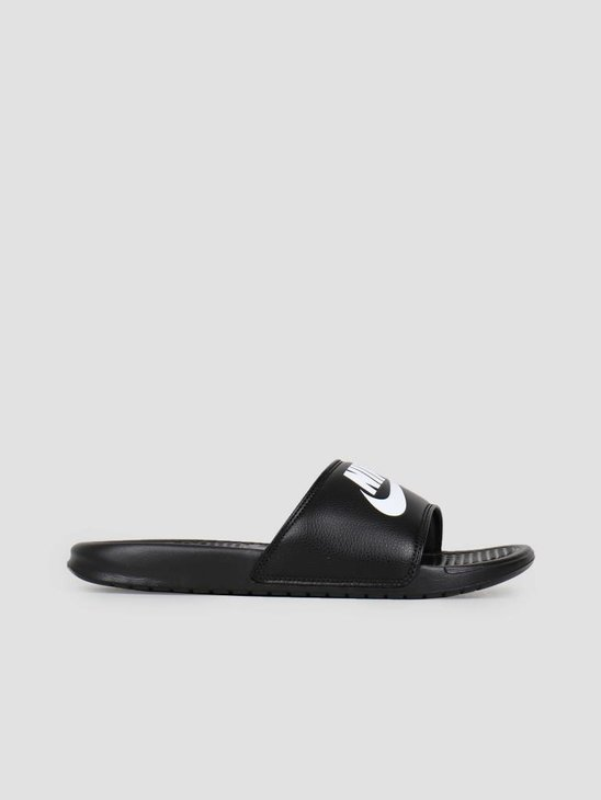 Nike Benassi Just Do It Black 343880-090