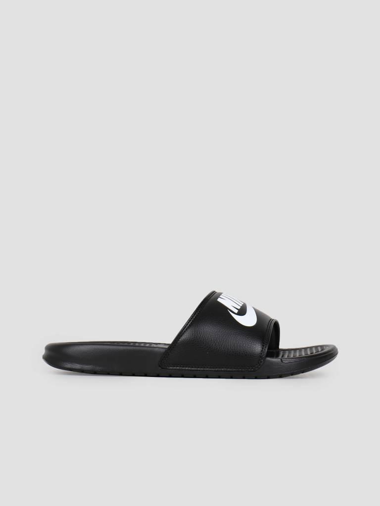 Nike Benassi Just Do It Black 343880-090
