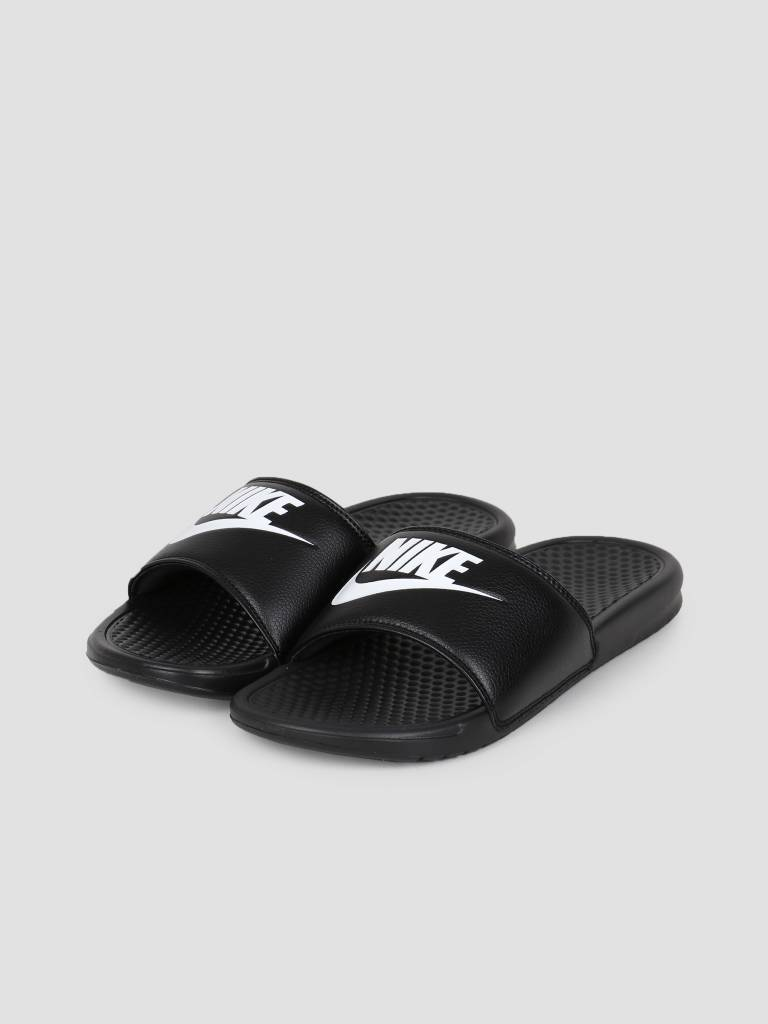 Nike Nike Benassi Just Do It Black 343880-090