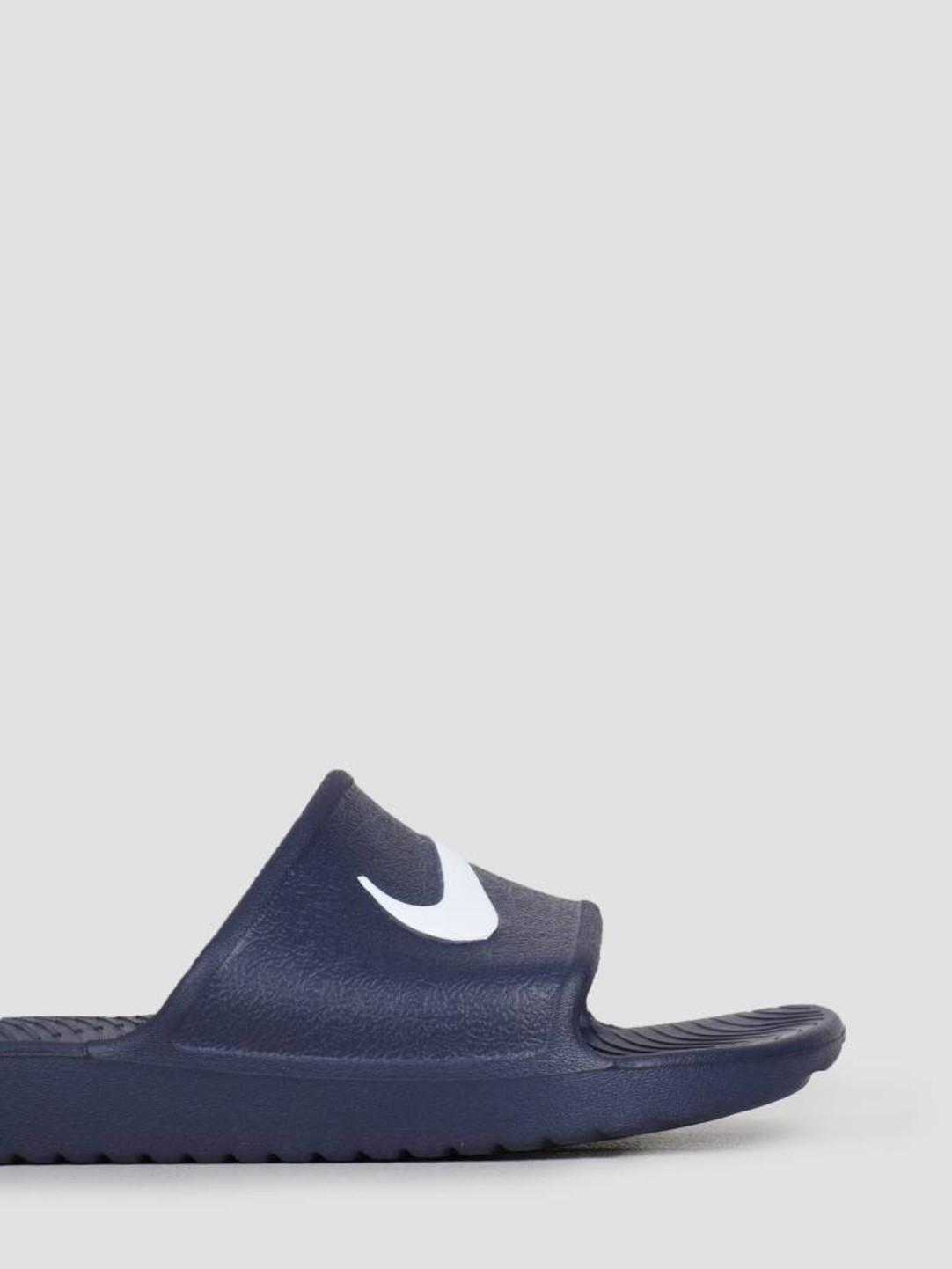 Nike Nike Kawa Shower Slide Midnight Navy White 832528-400