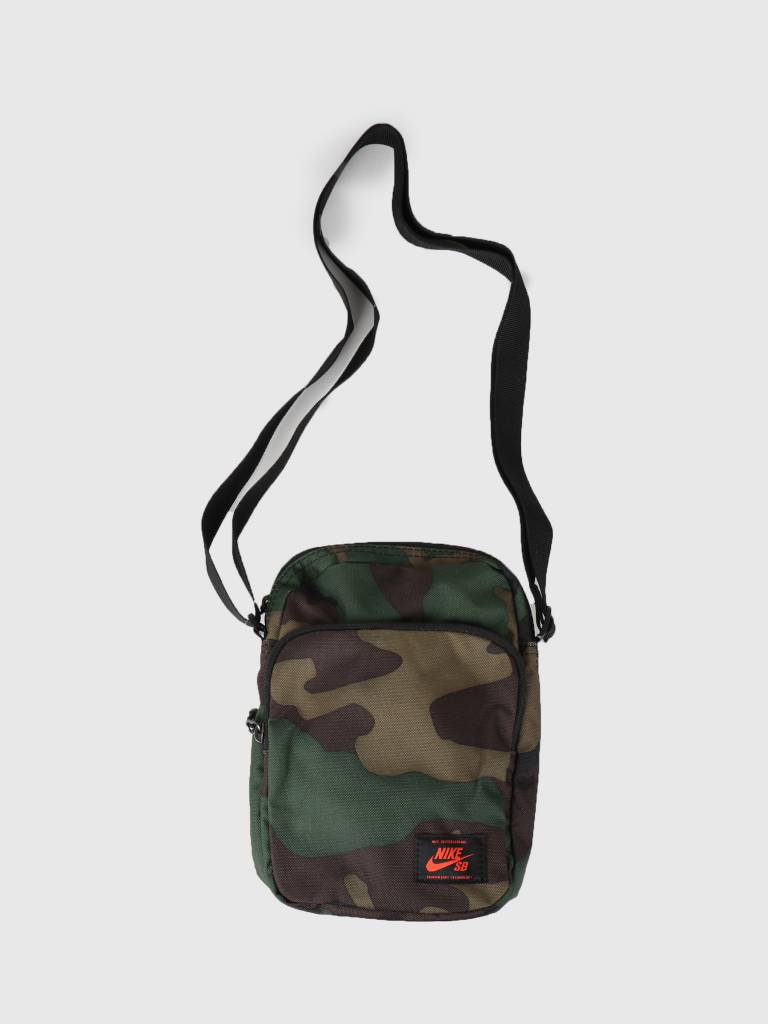 e64bd32634 Nike SB Heritage Bag Iguana Black Team Orange Ba5849-210 - FRESHCOTTON