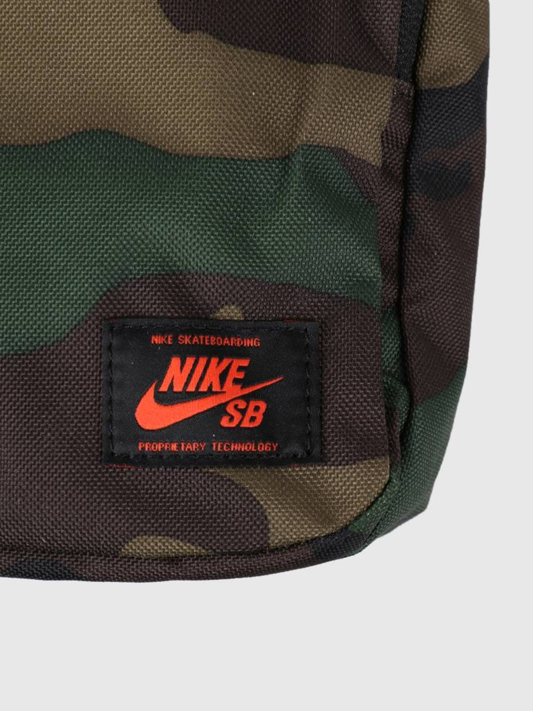 Nike Nike SB Heritage Bag Iguana Black Team Orange Ba5849-210