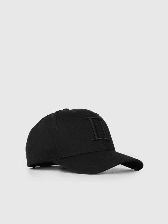 Les Deux Encore Baseball Cap Black LDM702018