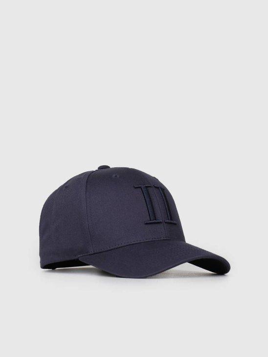 Les Deux Encore Baseball Cap Dark Navy LDM702018