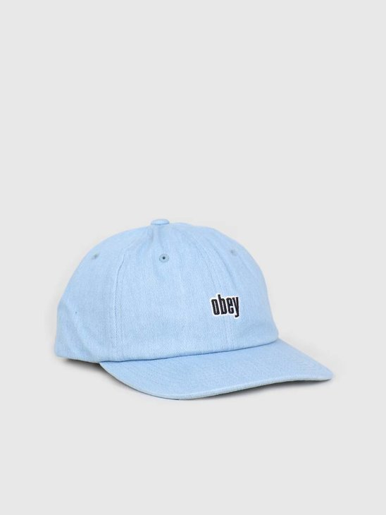 Obey Highland 6 Panel Snapback DEN 100580171