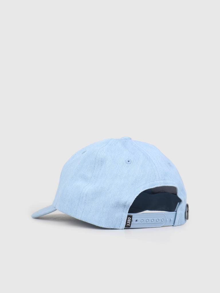 Obey Obey Highland 6 Panel Snapback DEN 100580171