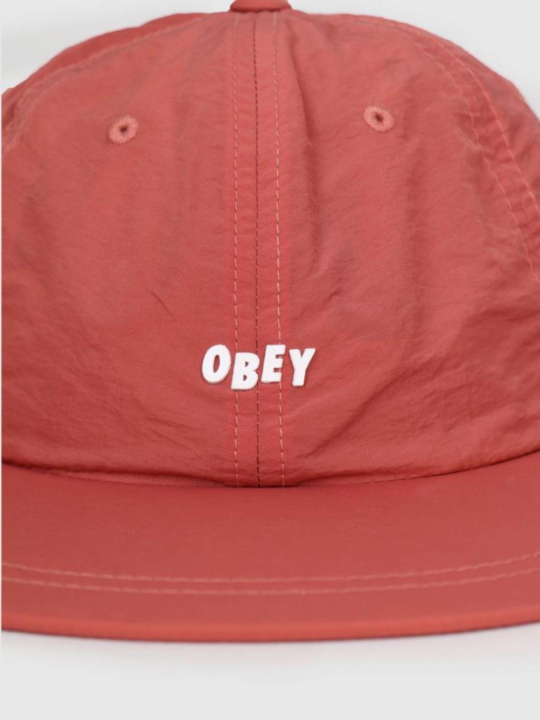 Obey Obey Lennox 6 Panel Strapback EME 100580178