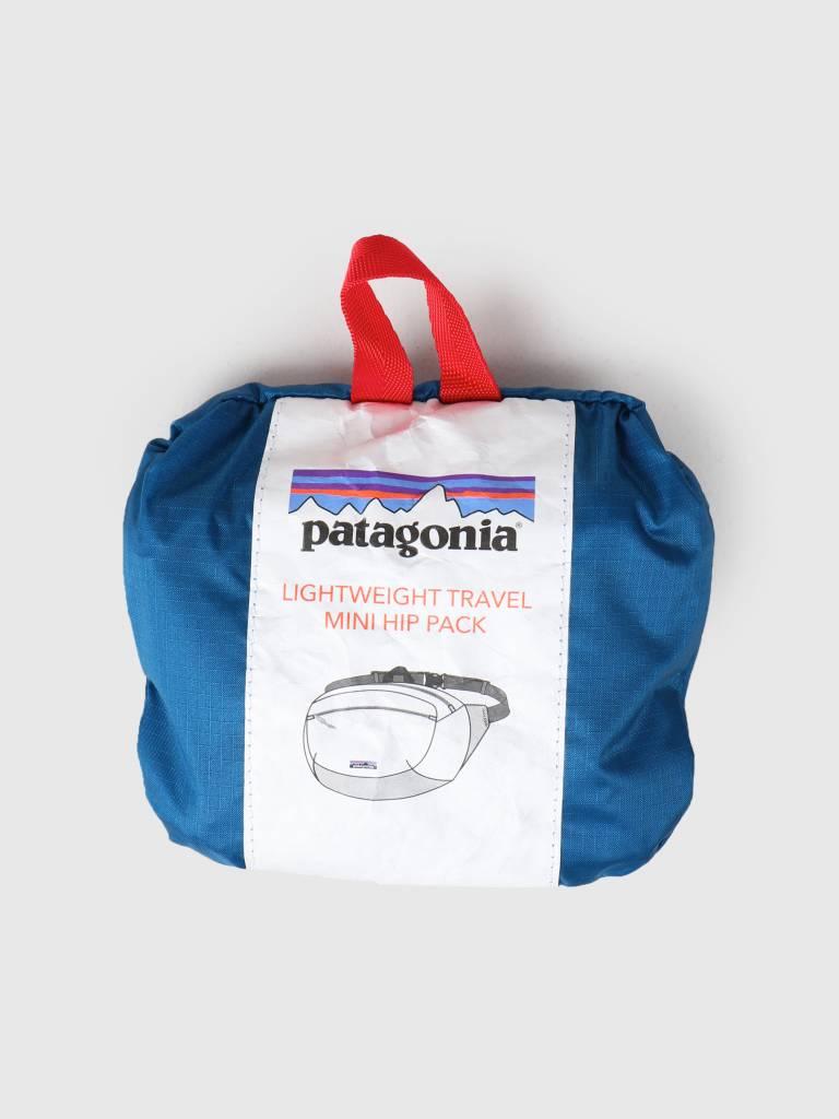 Patagonia Patagonia LW Travel Mini Hip Pack Balkan Blue 49446