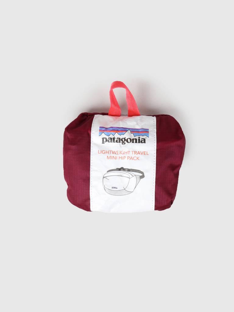 Patagonia Patagonia Travel Mini Hip Pack Arrow Red 49446