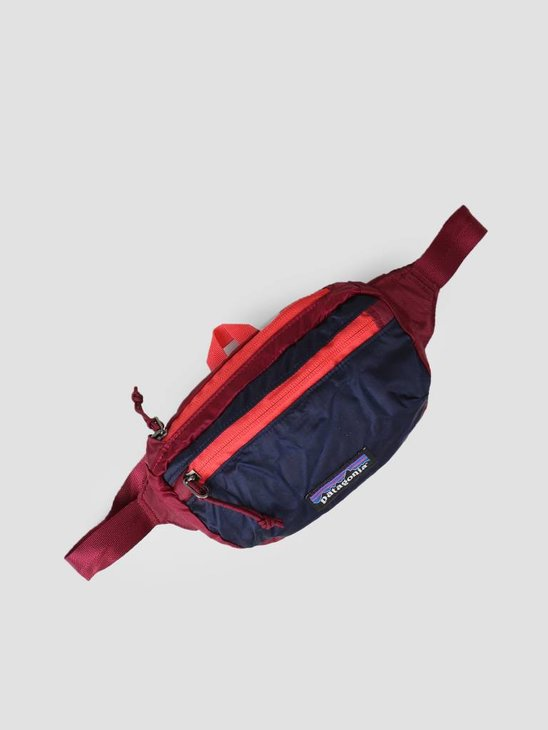 Patagonia Travel Mini Hip Pack Arrow Red 49446