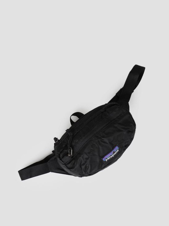 Patagonia Travel Mini Hip Pack Black 49446