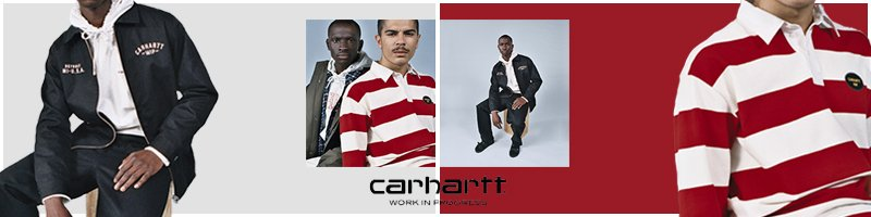CARHARTT WIP SS19 LOOKBOOK
