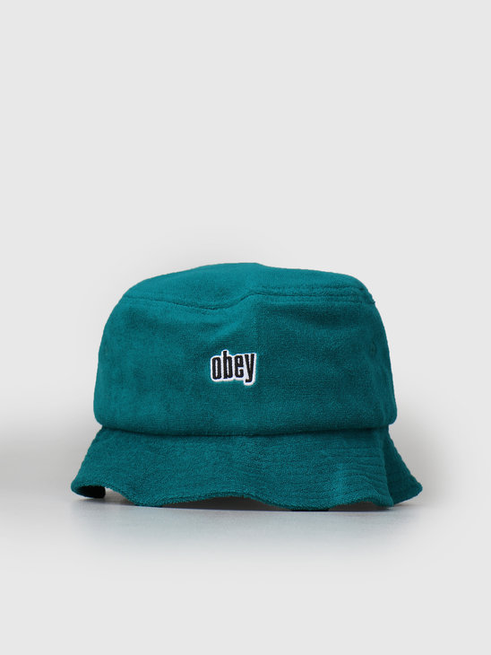 Obey Unwind Bucket Hat TEA 100520018