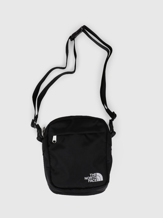 The North Face Convertible Shoulder Bag TNF Black High Rise Grey T93BXBC4V
