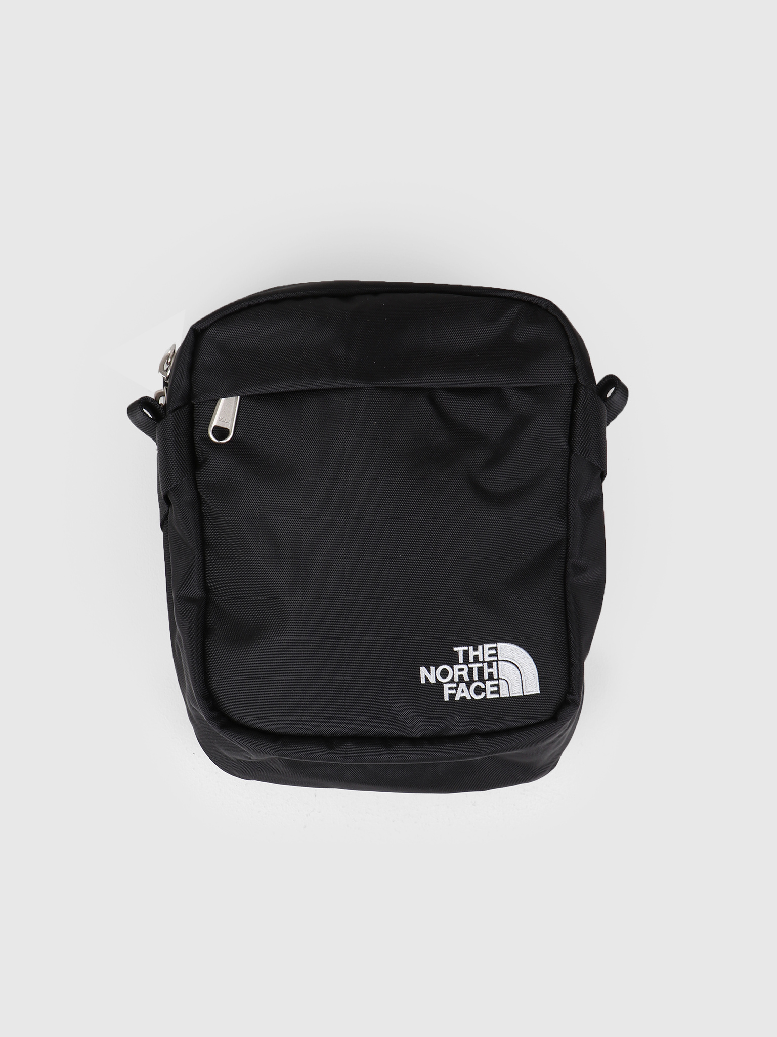 The North Face The North Face Convertible Shoulder Bag TNF Black High Rise Grey T93BXBC4V