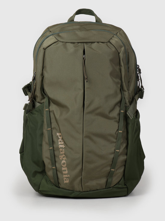 Patagonia Refugio Pack 28L Fatigue Green 47912