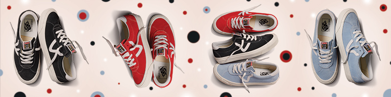 The VANS Anaheim Factory Style 73 DX Collection