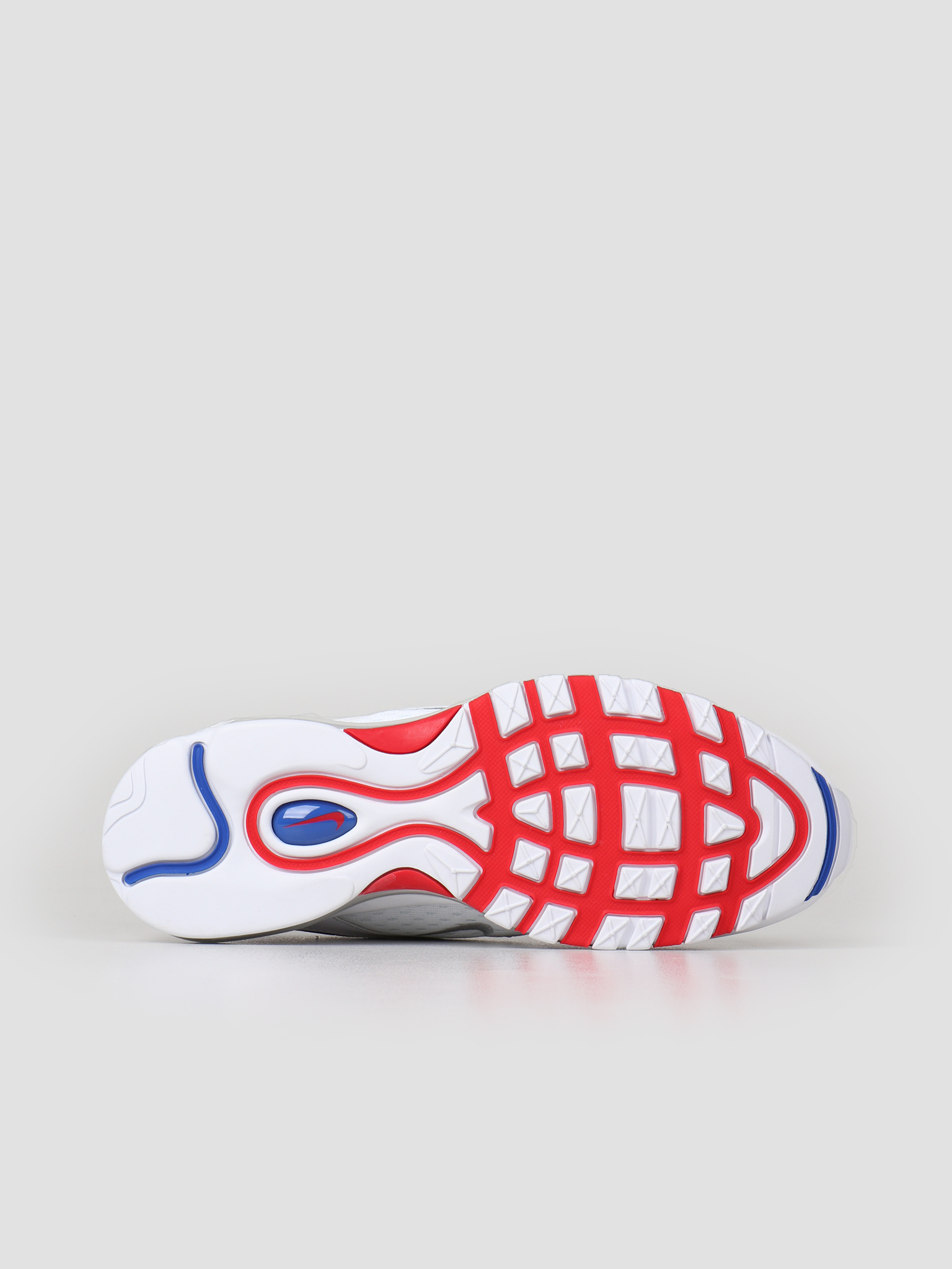 Nike Nike Air Max 97 Shoe Game Royal Metallic Silver 921826-404