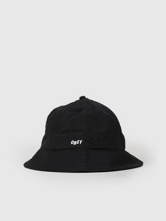 Obey Frederick Bucket Hat BLK 100520019