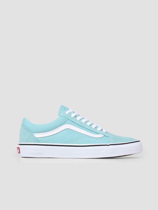 Vans UA Old Skool AqUA Haze True White Vn0A38G1Vkq1
