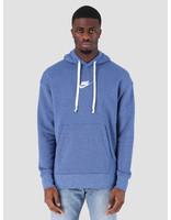 Nike Nike Sportswear Heritage Hoodie Indigo Force Htr Sail 928437-438