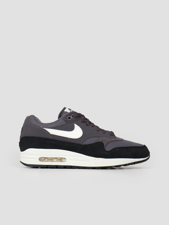 Nike Air Max 1 Shoe Thunder Grey Sail-Sail-Black Ah8145-012