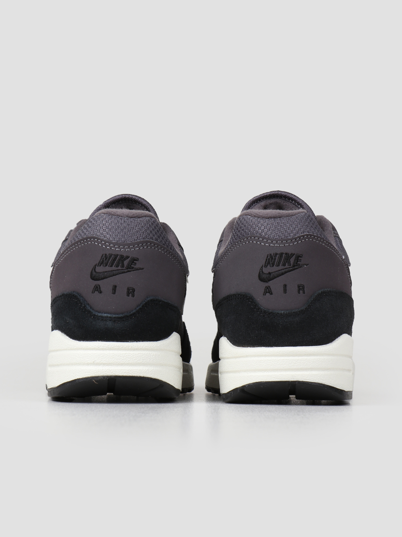 new style 34f77 13d3f Nike Nike Air Max 1 Shoe Thunder Grey Sail-Sail-Black Ah8145-012