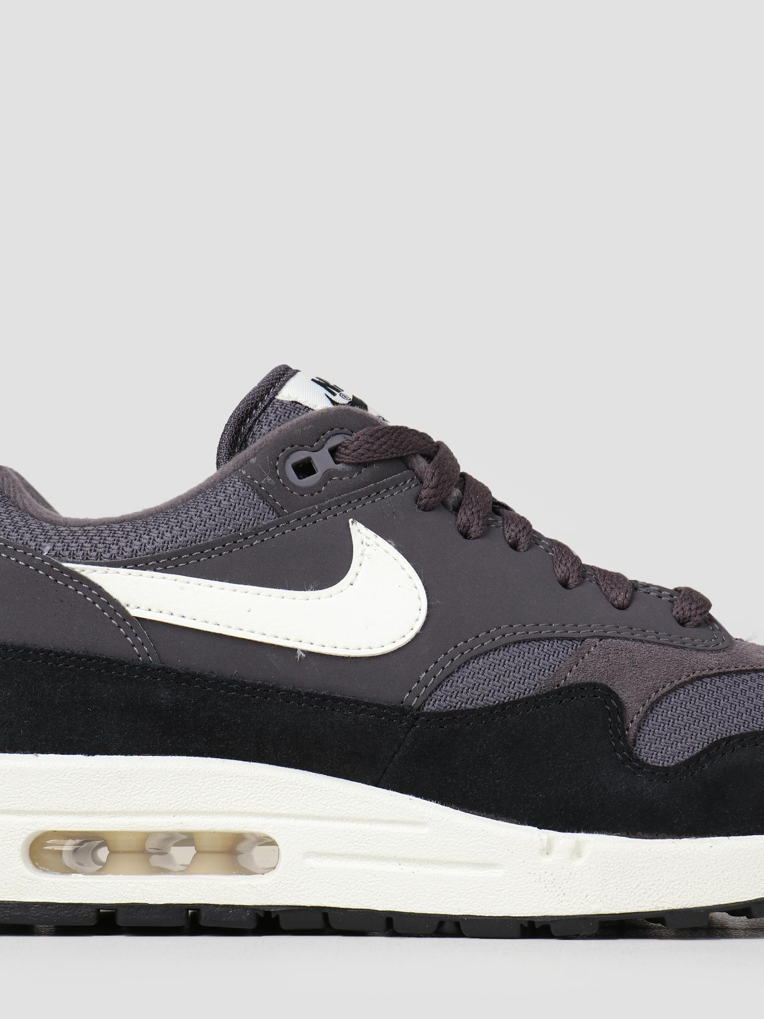 Nike Nike Air Max 1 Shoe Thunder Grey Sail-Sail-Black Ah8145-012