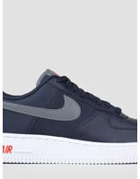 Nike Nike Air Force 1 '07 Lv8 Obsidian Cool Grey-Team Orange Bv1278-400