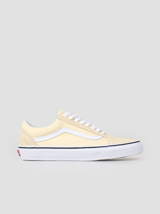 Vans UA Old Skool Vanilla Custard True White Vn0A38G1Vkv1